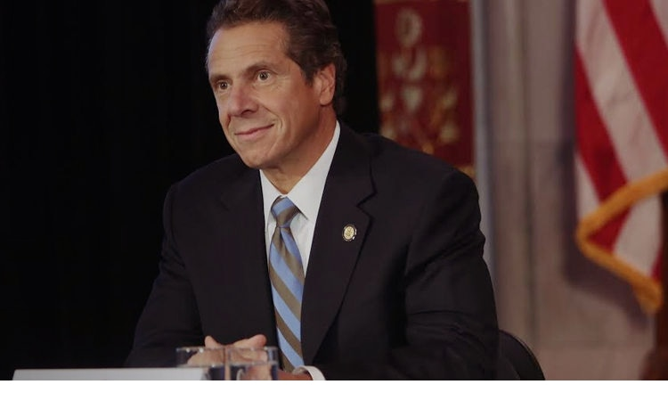 Portrait of Governor Cuomo