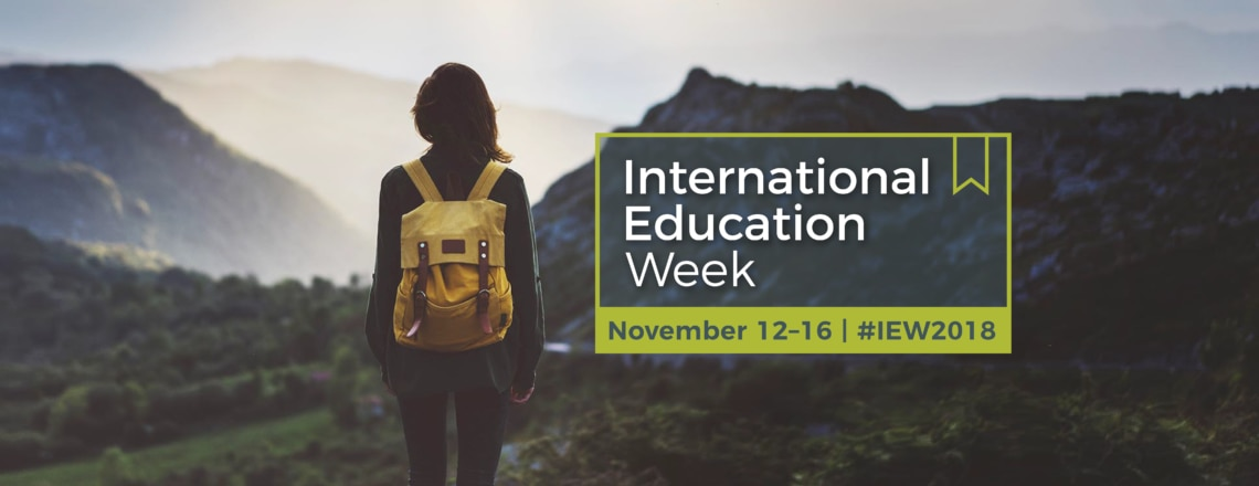 International Education Week: November 12-16